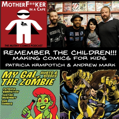 Remember The Children! Comics for Kids