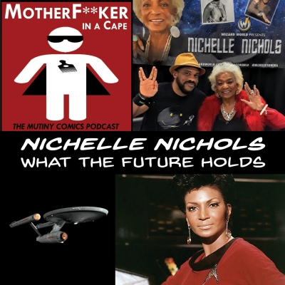 Star Trek's Nichelle Nichols - What The Future Holds