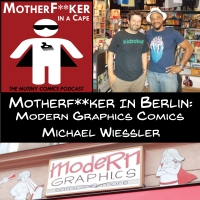 MF'er In Berlin: Modern Graphics Comics Shop